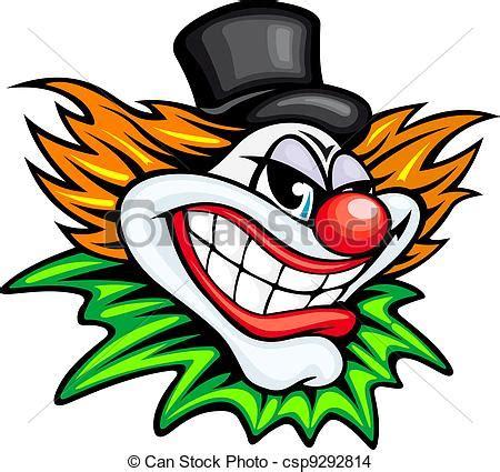 eps vektor von zirkus clown b 246 ser zirkus clown oder