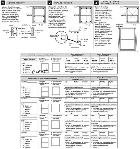 drapery measurement worksheet window replacement the home depot community