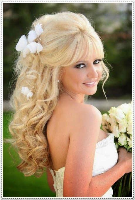 Hochzeitsfrisur Lange Haare Offen by Hochzeitsfrisuren Offene Lange Haare
