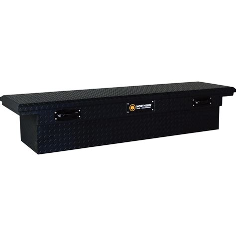 low profile truck tool boxes northern tool equipment deep crossover low profile matte