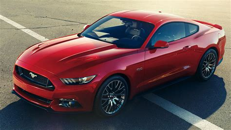 hd  ford mustang gt red wallpaper