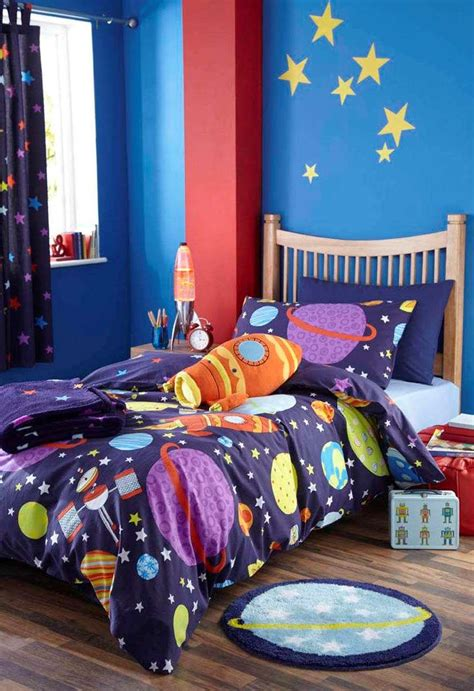 funky bedding boys single bedding duvet cover cool bright teenager