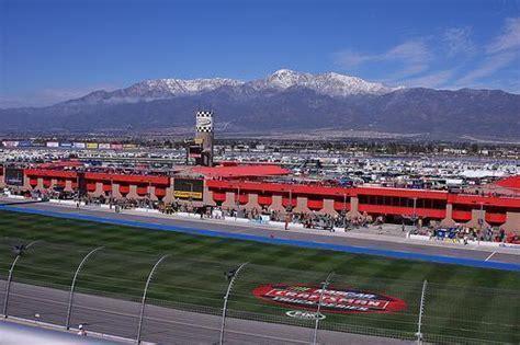 california motor speedway auto club speedway of southern california fontana