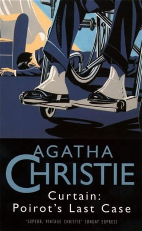 curtain agatha christie curtain poirot s last case by agatha christie reviews