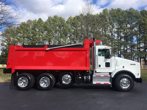 2015 kenworth price 2015 kenworth t800 dump trucks for sale 40 used trucks