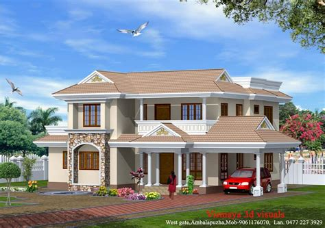 house design in kerala type modern style kerala home design at 2340 sq ft
