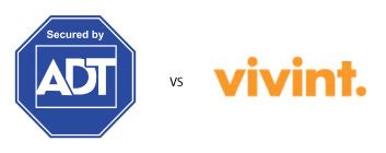 adt vs vivint comparison and home security review