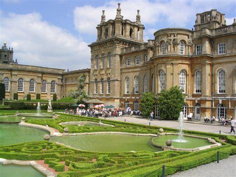 blenheim palace 1705 1722 woodstock