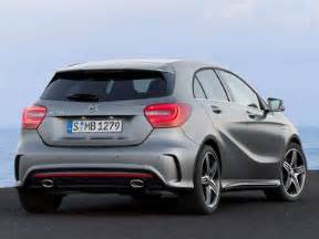 mercedes a class compact hatchback coming to america