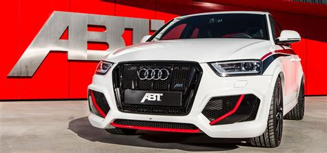 Audi Rsq3 by Audi Rsq3 Abt Sportsline