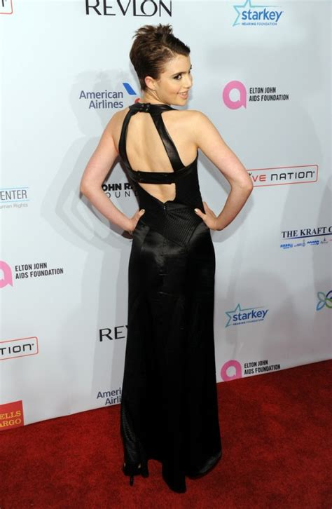 Sami Gayle Body Measurements | sami gayle 2013 elton john aids foundation benefit 02