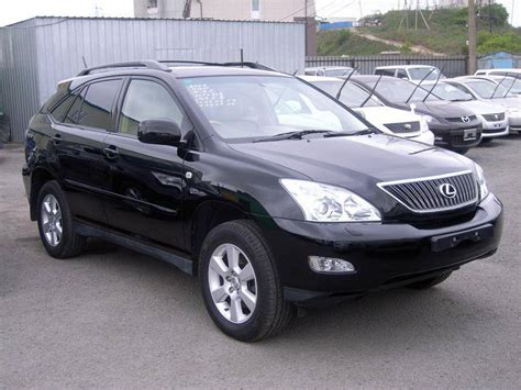 used toyota harrier picture image used 2006 toyota harrier photos 3500cc gasoline