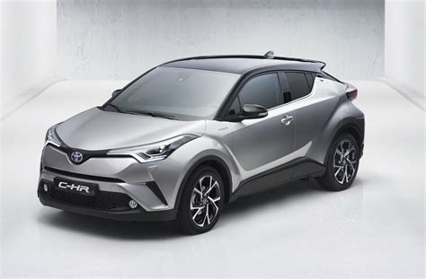 Toyota Compact Suv 2017 Toyota C Hr 2