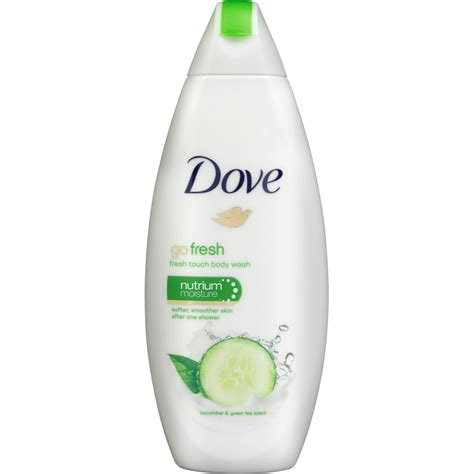 Dove Shower Gel by Dove Go Fresh Touch Showergel 250 Ml 163 1 25
