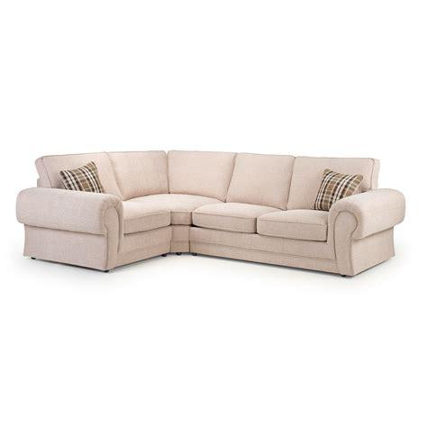 right hand facing corner sofa wilcot right hand facing check corner sofa