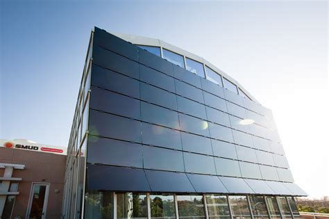 curtain walling photovoltaic curtainwall 171 bisem