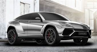 Lamborghini Suv Pictures Production Ready Lamborghini Urus Suv Renders Show