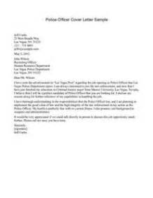 cover letter officer letter of recommendation