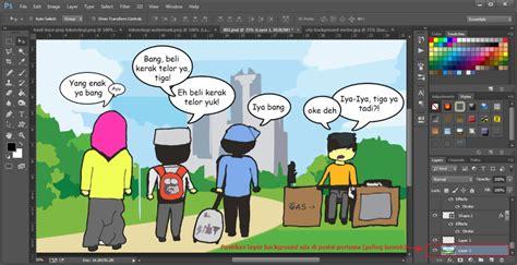 cara membuat poster menggunakan photoshop cs2 contoh desain grafis menggunakan photoshop virallah