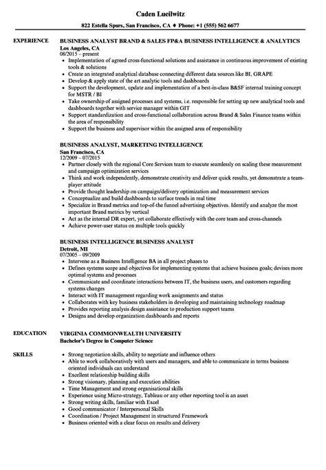 Career Change To Business Analyst Resume Sles change analyst sle resume statistical clerk sle resume