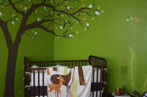 Enchanted Forest Nursery Decor Information About Rate My Space Questions For Hgtv Hgtv