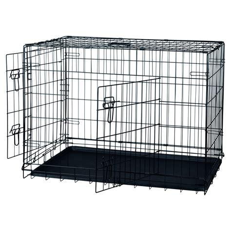hundekäfig wohnung transportk 228 fig schwarz f 252 r hunde verzinkt 993922