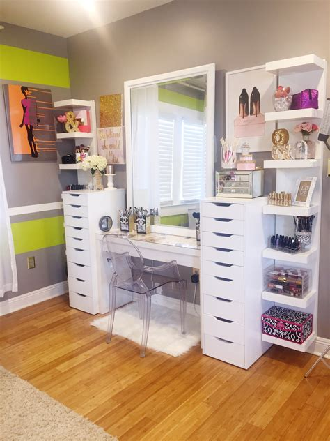 makeup ikea furniture a lot of diy projects done