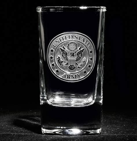 engravable barware pin by crystal imagery engraved barware gifts on military
