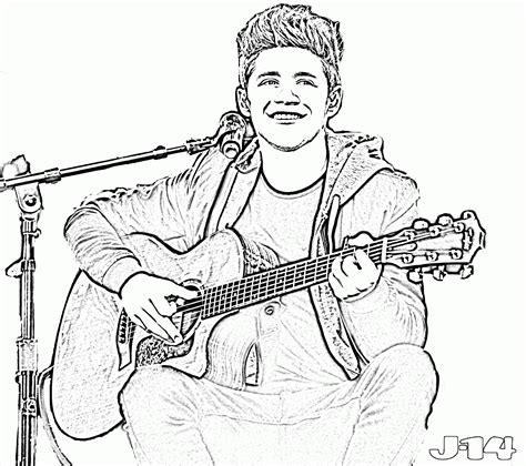 one direction coloring pages pdf 10 printable one direction coloring pages 9 j 14