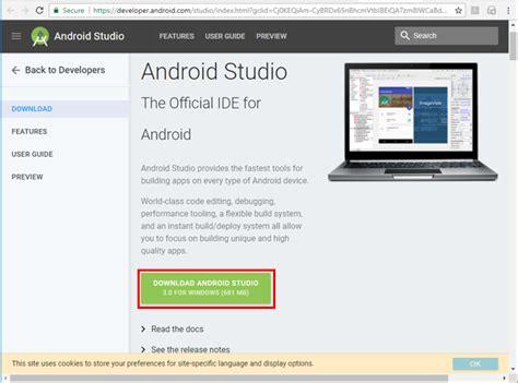 android studio tutorial notes sharetechnote ltn low throughput network