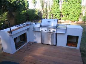 how to build bbq island outdoor kitchens 2017 2018