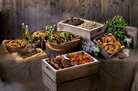 food ideas for buffet how to decide on the food for your wedding reception