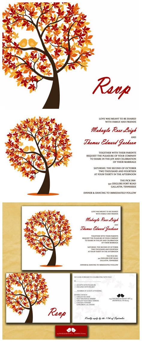fall wedding invitation kits 101 best images about fall wedding on pumpkins