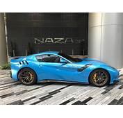 Ferrari 2019 2020 488 Spider Design Exterior