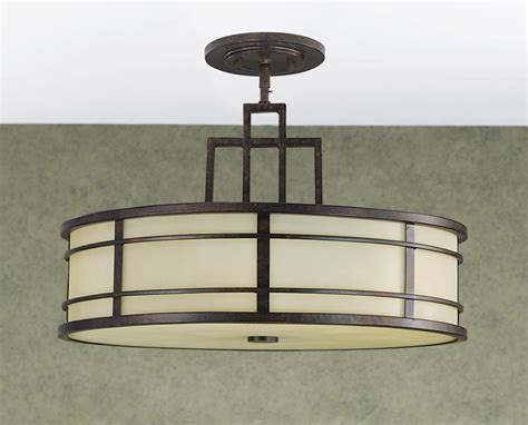 Kitchen Light Fixtures Flush Mount Semi Flush Mount Ceiling Light Rubbed Bronze 3light Rubbed Bronze Semi Flush