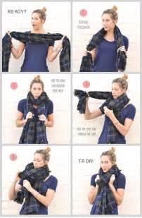 18 τρόποι να φορέσεις το κασκόλ κουβέρτα ediva gr