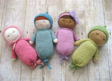 knitting patterns for baby dolls you to see knit baby doll patterns by gaines