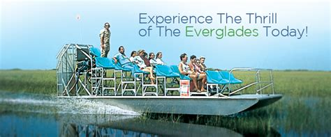 everglades boat tours fort lauderdale everglades tours airboat rides in fort lauderdale florida