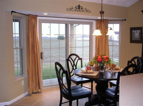 doors windows bay window treatment ideas with various 25 best ideas about sliding door curtains on pinterest