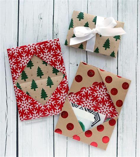 Unique Gift Cards - 10 unique gift card wrapping ideas unoriginal mom