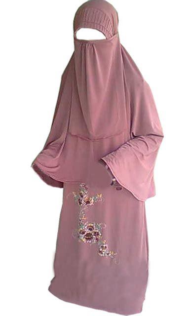 Setelan Bordir Jubah setelan jubah bordir akhwat galery islam