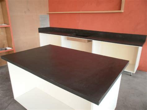 plan de travail cuisine effet beton kit de b 233 ton cir 233 haute r 233 sistance nuances min 233 rales