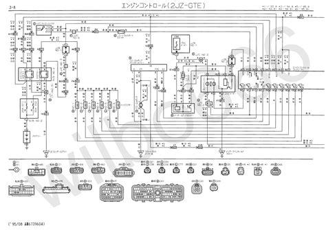 wilbo666 2jz gte jzs147 aristo engine wiring