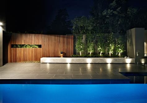 Landscape Lighting Melbourne Armadale Project