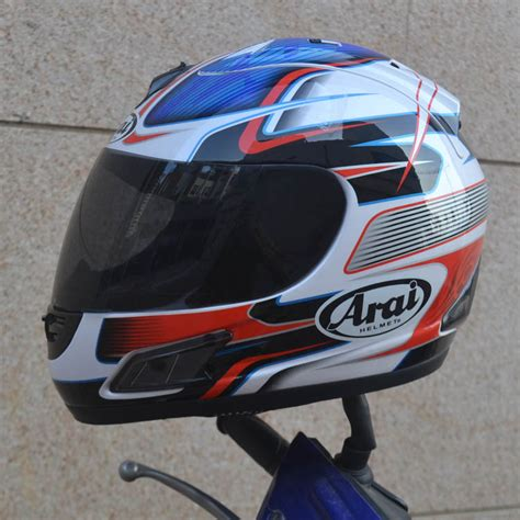 Helmet Arai Jepun Japan Arai Rx7 Rr5 Pedrosa Gp Top Motorcycle Racing Helmet Top Abs Moto Capacete High