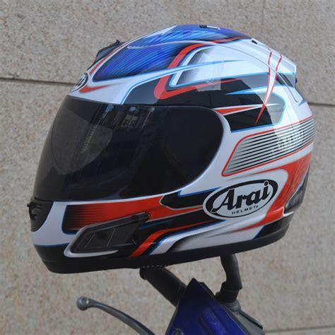Helmet Arai Rx7 Rr5 japan arai rx7 rr5 pedrosa gp top motorcycle racing helmet