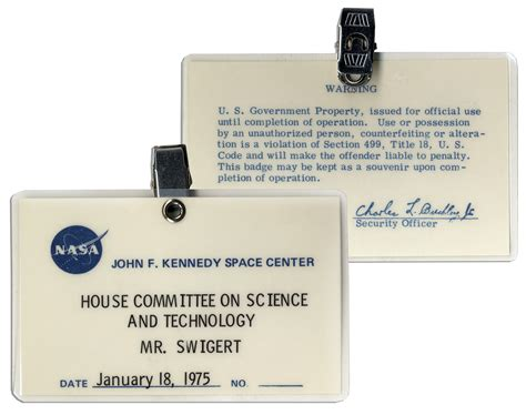 Nasa Id Card Template by Nasa Id Badge Page 2 Pics About Space