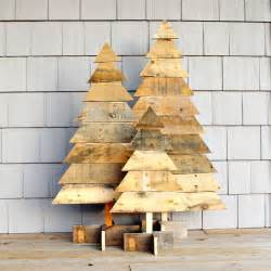 wooden tree decorations best 25 wooden trees ideas on wood