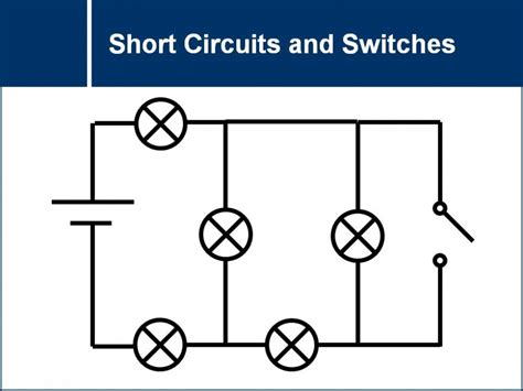 shorted resistor in a parallel circuit circuits mstltt