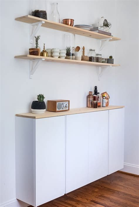 kitchen cabinet shelving ideas best 25 ikea kitchen shelves ideas on pinterest open